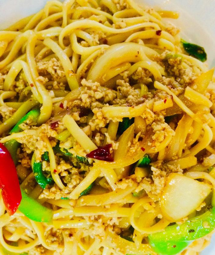 Thai Kitchen 2: Thai Corner Kitchen #2 (Battle Ground Ave.)